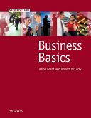 Business Basics (Student Book), David Grant and Robert McLarty, 2009