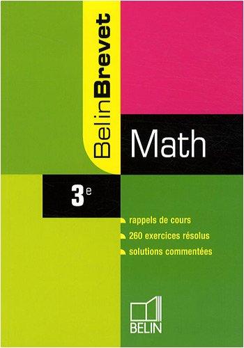 Math 3e
