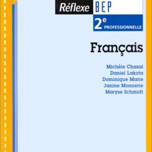 Français, seconde pro (pochette réflexe), élève, 2000