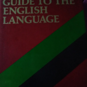 Oxford guide to english